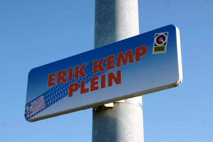 Erik Kemp Plein WRM
