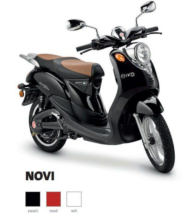 E-Scooter Rijles Emco